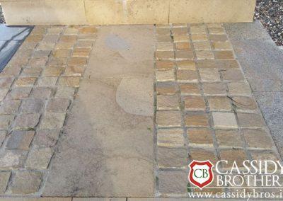 Donegal Sandstone Cobbles