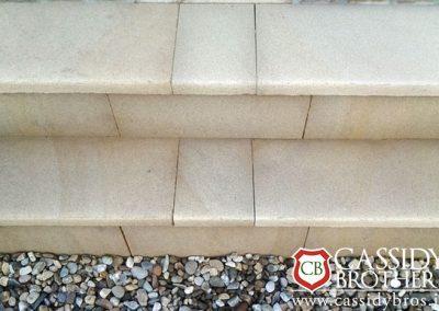 Donegal Sandstone Steps