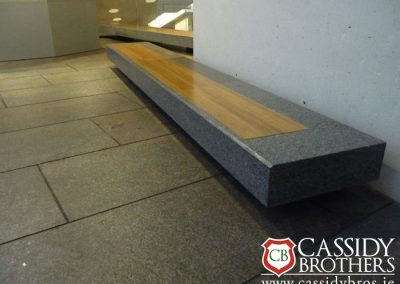Granite Bench-London