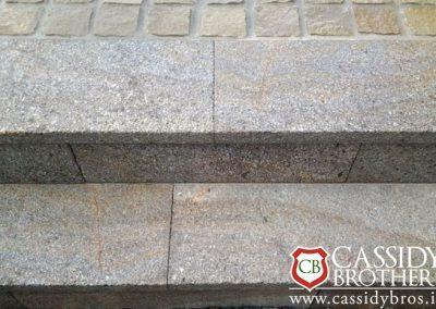 Irish Brown Quartz Steps