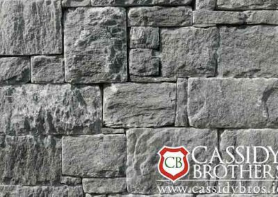 Irish Blue Ashlar Quartz