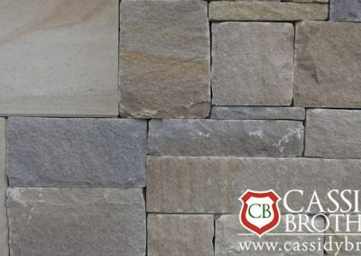 Donegal Sandstone Cladding available